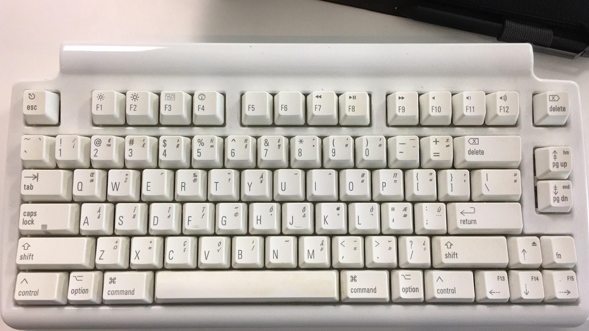 笔记本键盘贴图素材